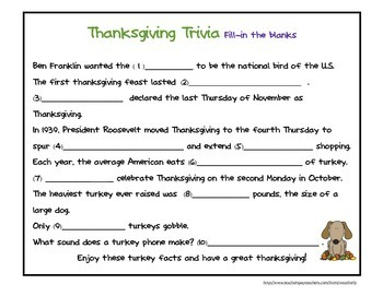 Thanksgiving - TRIGONOMETRY identities
