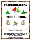 TRIGONOMETRY AN INTRODUCTION