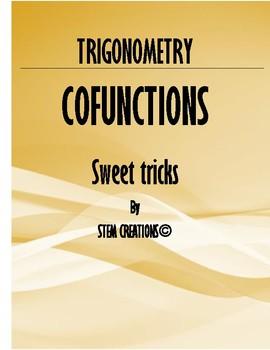 TRIGONOMETRY: COFUNCTIONS