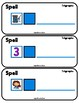 TRIGRAPHS Task Cards for Spelling Practice
