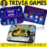 TRIVIA GAMES BUNDLE: Distance Learning