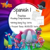 TROLLS - Spanish 1, Realidades Chp. 3