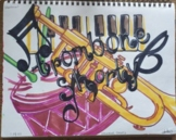 TROMBONE SHORTY TRIBUTE ART