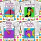 TROPICAL Color by Parts of Speech Grammar Mystery Pictures with Worksheets