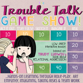 TROUBLE TALK Book Study:  Relational Aggression & Rumors Counseling Lesson