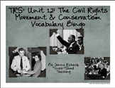 TRS®/CSCOPE® Texas History Unit 12: Civil Rights & Conserv