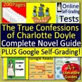 The True Confessions of Charlotte Doyle Novel Study Unit P