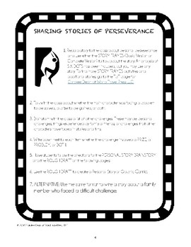 TRUE GRIT: Writing Personal Stories About Challenges Inspiring a Growth Mindset