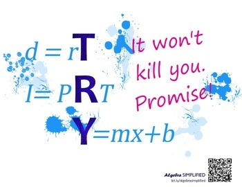 TRY Math Poster - Promise Version