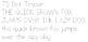 TS Fonts Tracer Bundle