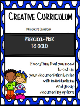 Creative Curriculum Observation Recording :Full Pack