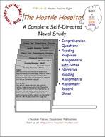 A Series of Unfortunate Events: The Hostile Hospital Novel