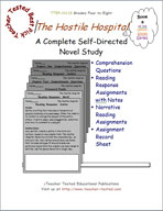 A Series of Unfortunate Events: The Hostile Hospital Novel Study Guide