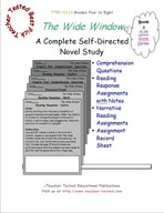 A Series of Unfortunate Events: The WideWindow Novel Study Guide
