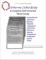 Catherine Called Birdy Novel Study Guide