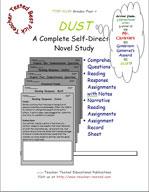 Dust Novel Study Guide