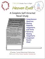 Heaven Eyes Novel Study Guide