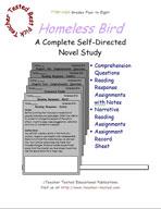 Homeless Bird Novel Study Guide