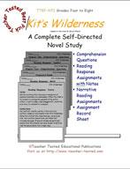 Kit's Wilderness Novel Study Guide