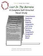 Lost in the Barrens Novel Study Guide
