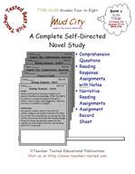Mud City Novel Study Guide
