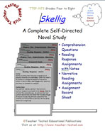 Skellig Novel Study Guide
