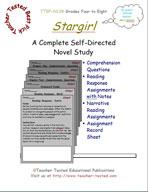 Stargirl Novel Study Guide
