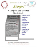 Stargirl Novel Study Guide