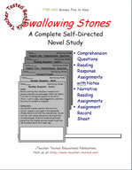 Swallowing Stones Novel Study Guide