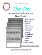 The Cay Novel Study Guide
