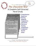 The Chocolate War Novel Study Guide