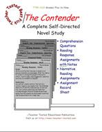 The Contender Novel Study Guide