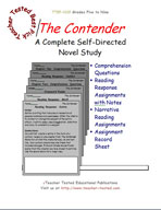 The Contender Novel Study Guide