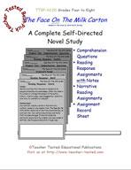 The Face on the Milk Carton Novel Study Guide