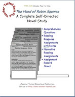 The Hand Of Robin Squires Novel Study Guide