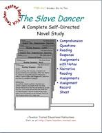 The Slave Dancer Novel Study Guide