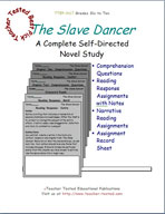The Slave Dancer Novel Study Guide