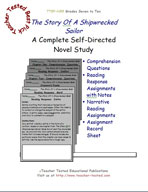 The Story Of A Shipwrecked Sailor Novel Study Guide