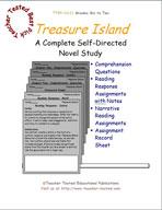 Treasure Island Novel Study Guide