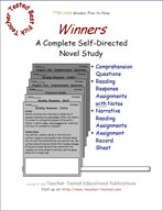 Winners Novel Study Guide