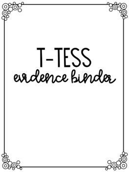 TTESS Evidence Binder