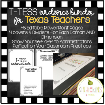 TTESS Evidence Binder