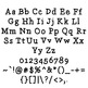 TTP Serif - font for personal and commercial use