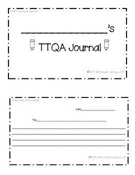 TTQA Bundle-A Jumpstart to Written Response