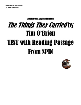 """TTtC """"Spin"""" Passage Test"""