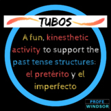 TUBOS - A kinesthetic activity with support materials for