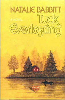 TUCK EVERLASTING- A full Directed Reading and Thinking Activity guide