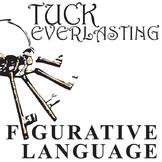 TUCK EVERLASTING Figurative Language (48 quotes)