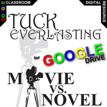 TUCK EVERLASTING Movie vs Novel Comparison (Created for Digital)