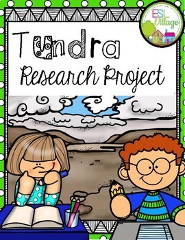 TUNDRA Research/Report Project Booklet